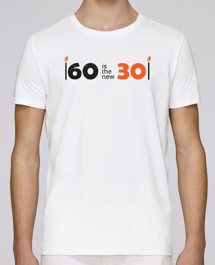 Unisex T-shirt 150 G/M² Leads 60 is the 30 by tunetoo