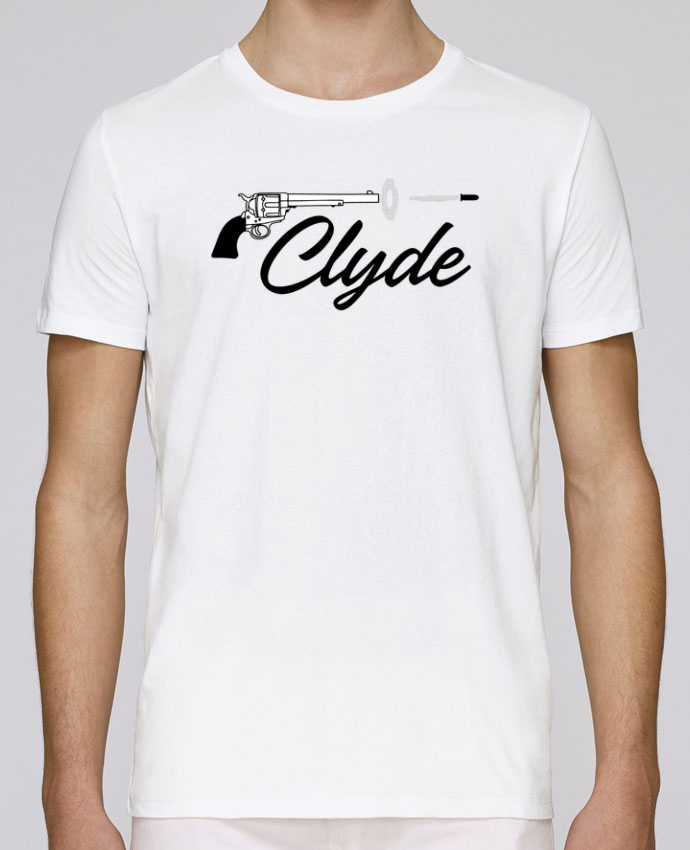 T-shirt crew neck Stanley leads Clyde by tunetoo