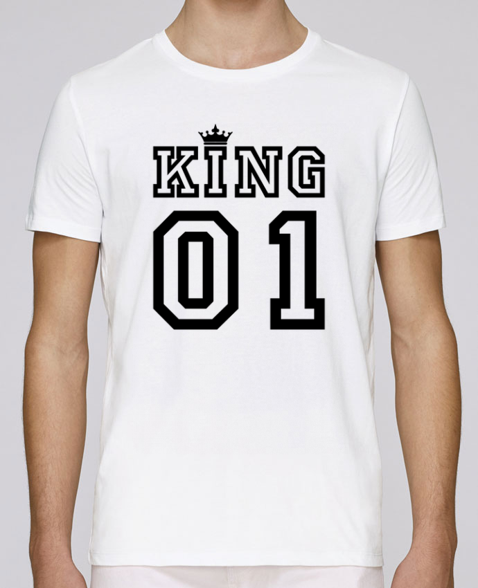 T-shirt crew neck Stanley leads King 01 by tunetoo