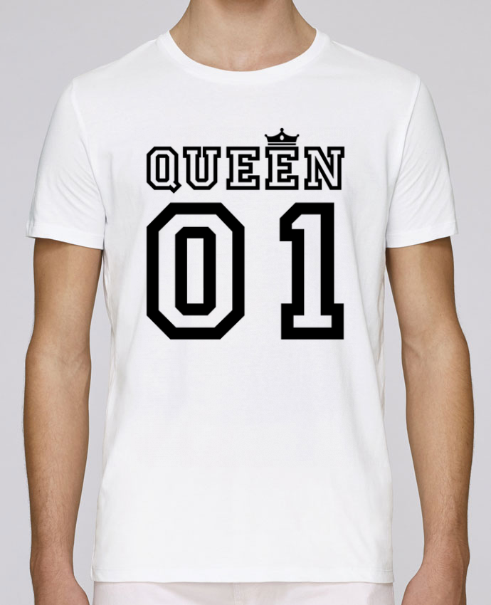 T-shirt crew neck Stanley leads Queen 01 by tunetoo