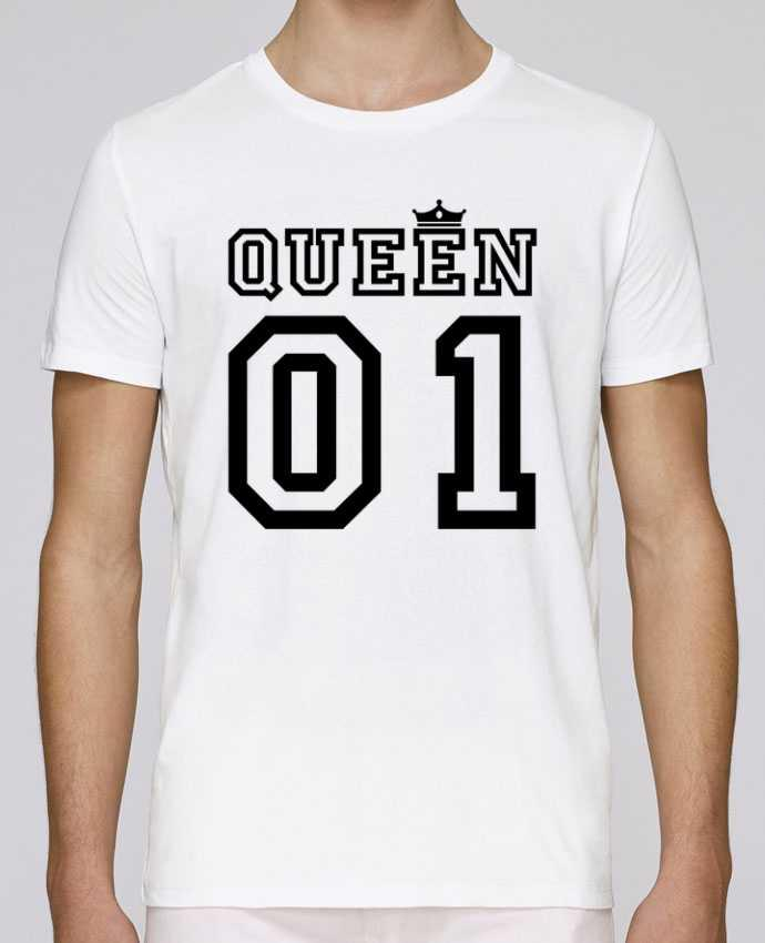 Unisex T-shirt 150 G/M² Leads Queen 01 by tunetoo