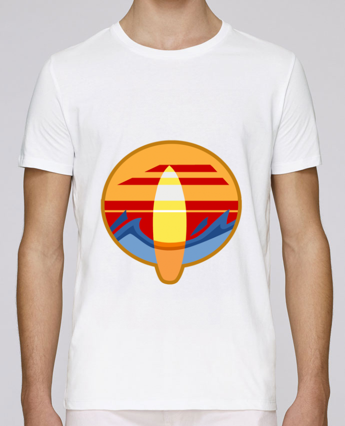 Unisex T-shirt 150 G/M² Leads Logo Surf by Tomi Ax - tomiax.fr
