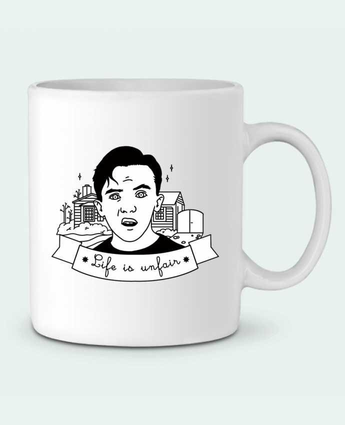 Ceramic Mug Malcolm in the middle by tattooanshort