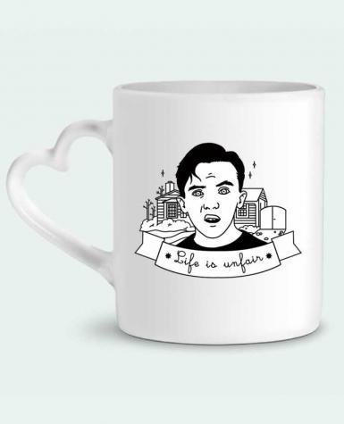 Mug Heart Malcolm in the middle by tattooanshort