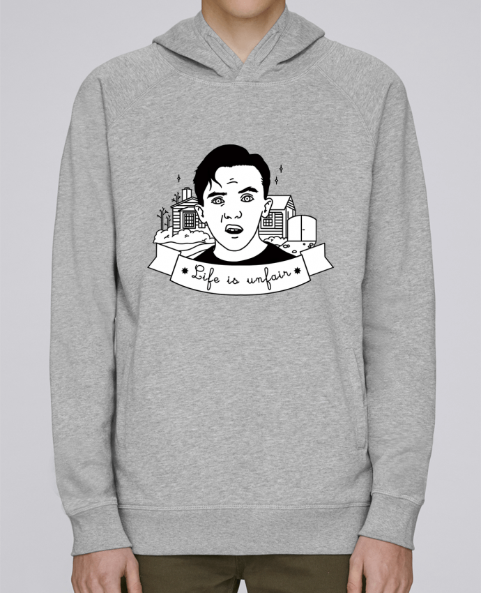 Hoodie Raglan sleeve welt pocket Malcolm in the middle by tattooanshort
