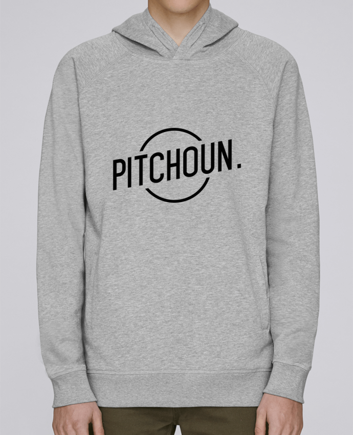 Hoodie Raglan sleeve welt pocket Pitchoun by tunetoo