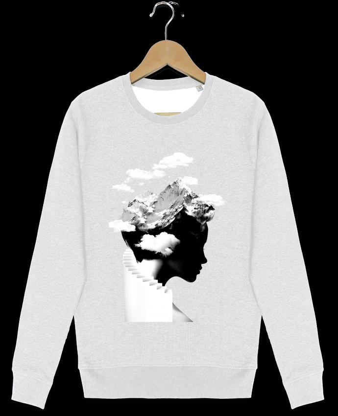 Sweat-shirt Stanley stella modèle seeks It's a cloudy day by robertfarkas