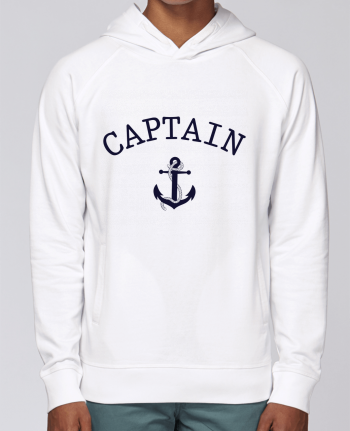 Hoodie Raglan sleeve welt pocket Capitain and first mate by tunetoo