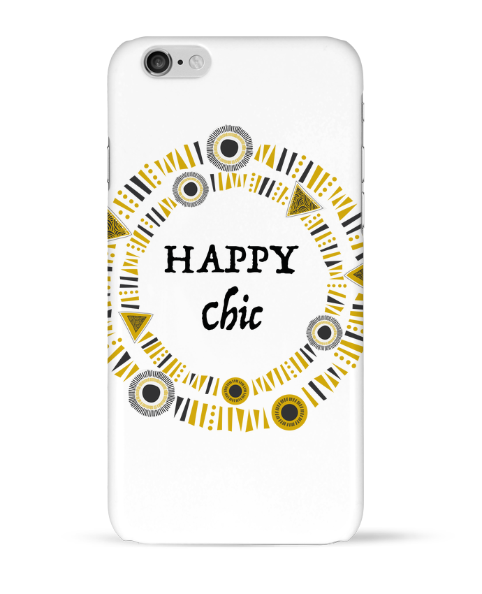 Case 3D iPhone 6 Happy Chic by LF Design
