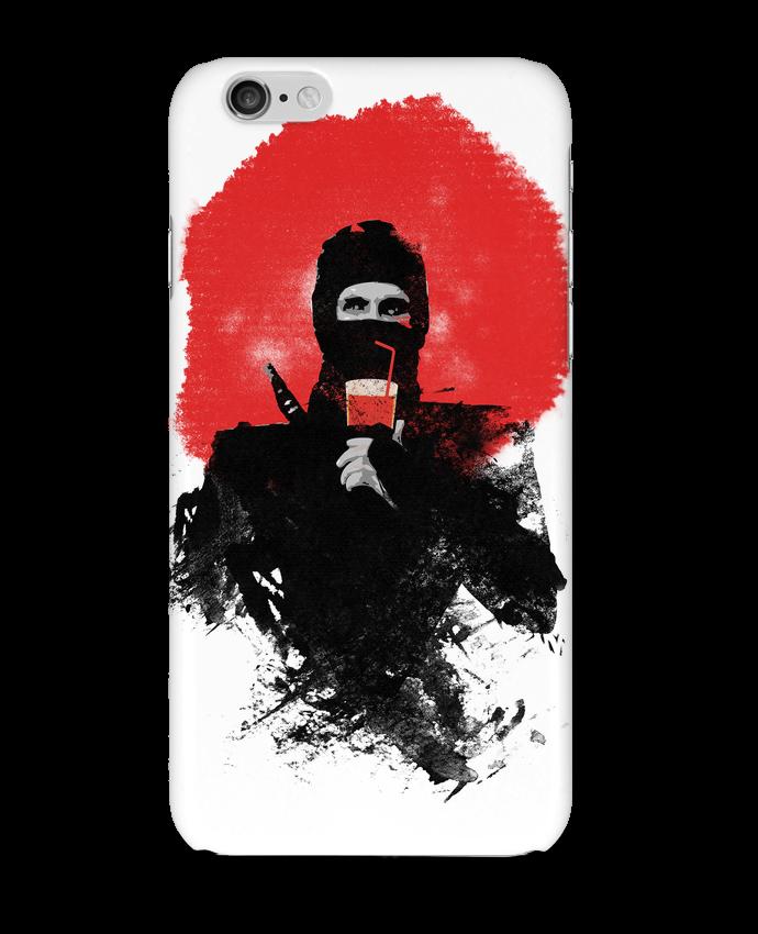 Case 3D iPhone 6 American ninja by robertfarkas