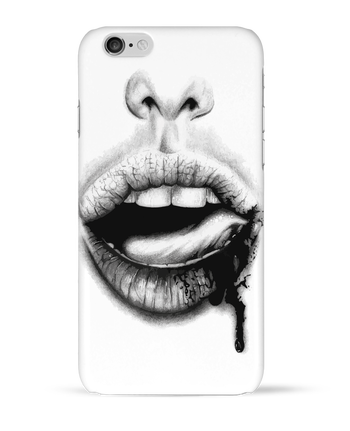 Case 3D iPhone 6 BAISER VIOLENT by teeshirt-design.com