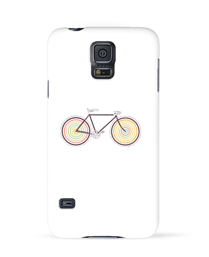 Case 3D Samsung Galaxy S5 Velocolor by Florent Bodart