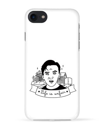 Case 3D iPhone 7 Malcolm in the middle de tattooanshort