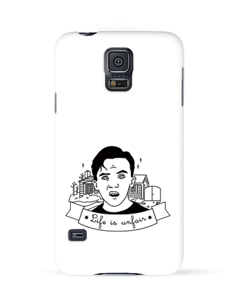 Case 3D Samsung Galaxy S5 Malcolm in the middle by tattooanshort