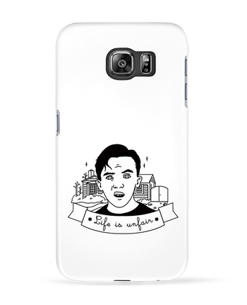 Case 3D Samsung Galaxy S6 Malcolm in the middle - tattooanshort