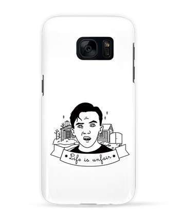 Case 3D Samsung Galaxy S7 Malcolm in the middle by tattooanshort