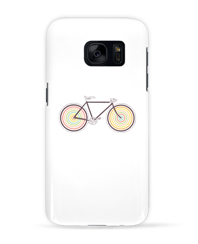 Case 3D Samsung Galaxy S7 Velocolor by Florent Bodart