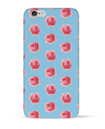 Case 3D iPhone 6 Pattern rose by tunetoo