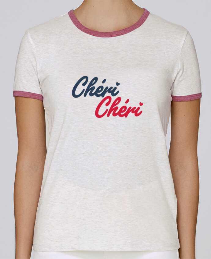 T-shirt Women Stella Returns Chéri Chéri pour femme by tunetoo