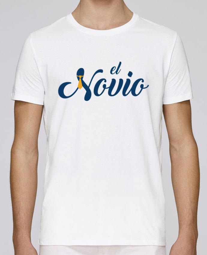 Unisex T-shirt 150 G/M² Leads El Novio by tunetoo