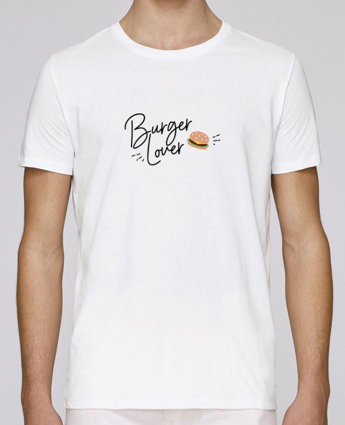 Unisex T-shirt 150 G/M² Leads Burger Lover by Nana