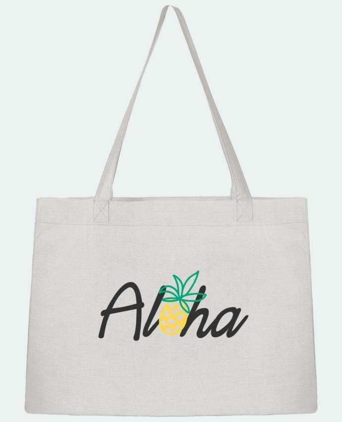 Shopping tote bag Stanley Stella Aloha by tunetoo