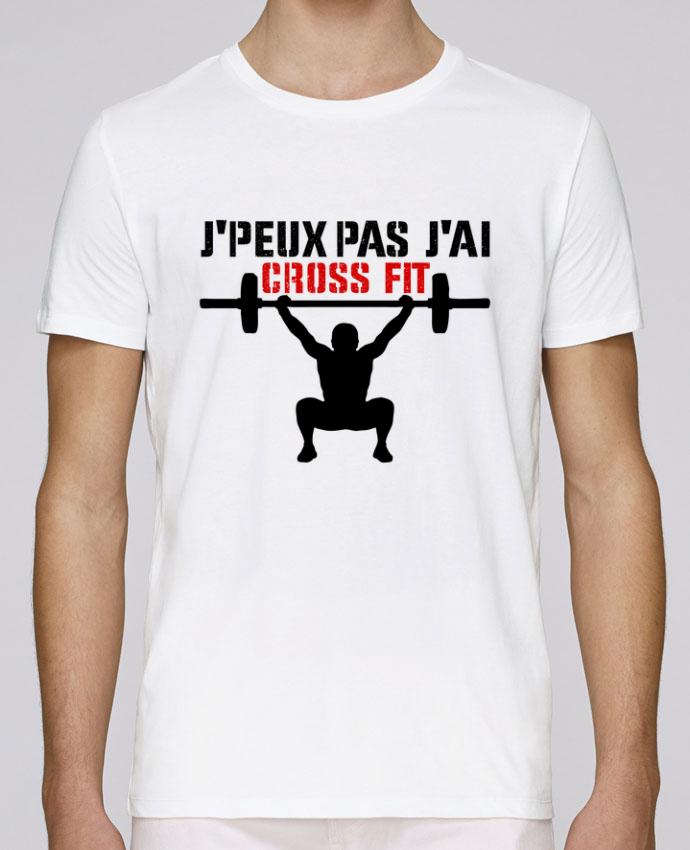 Unisex T-shirt 150 G/M² Leads J'peux pas j'ai Crossfit by tunetoo