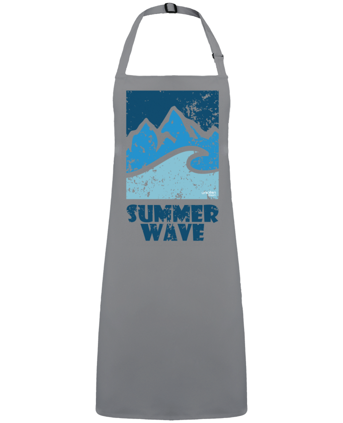 Apron no Pocket SummerWAVE-02 by  Marie