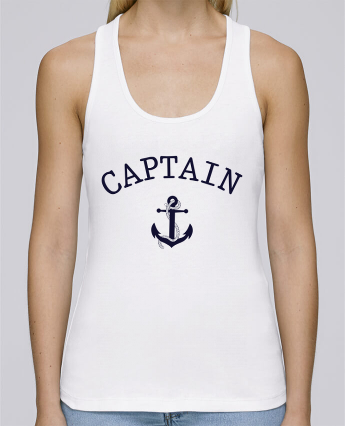 Tank Top Women Stella Dreams Organic Capitain and first mate by tunetoo en coton Bio