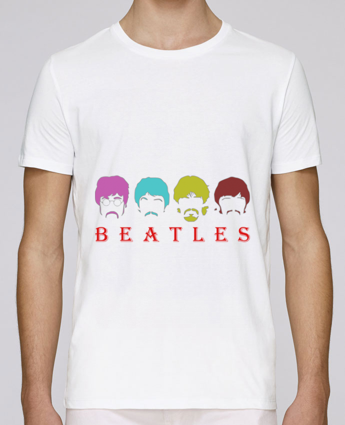 Unisex T-shirt 150 G/M² Leads BEATLES by LOGOPAT