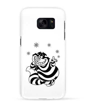 Case 3D Samsung Galaxy S7 Cheshire cat by tattooanshort