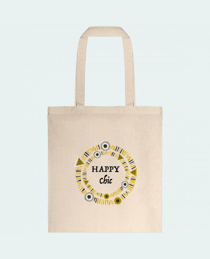 Tote Bag cotton Happy Chic by LF Design