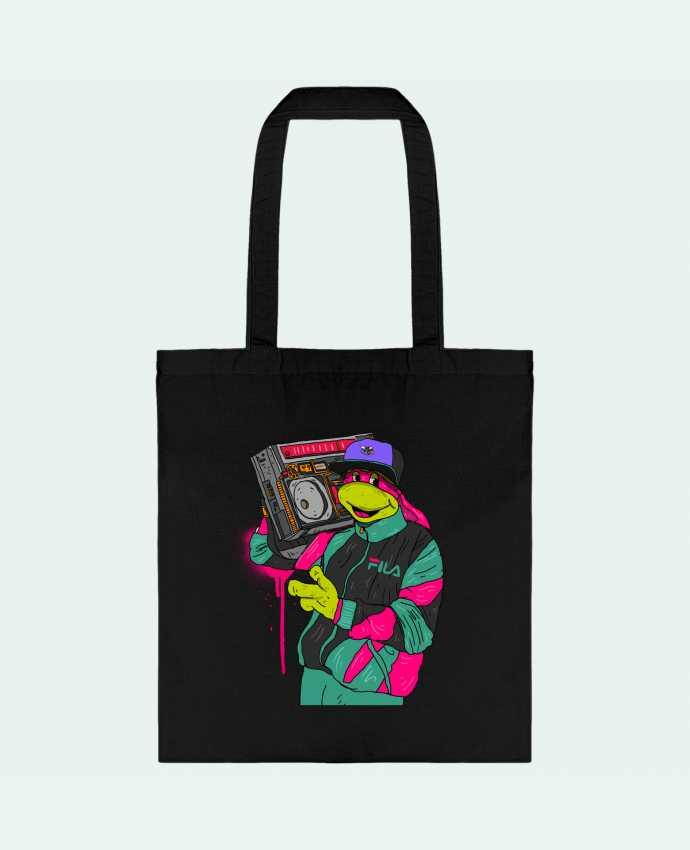 Tote Bag cotton ukturtcol by Nick cocozza