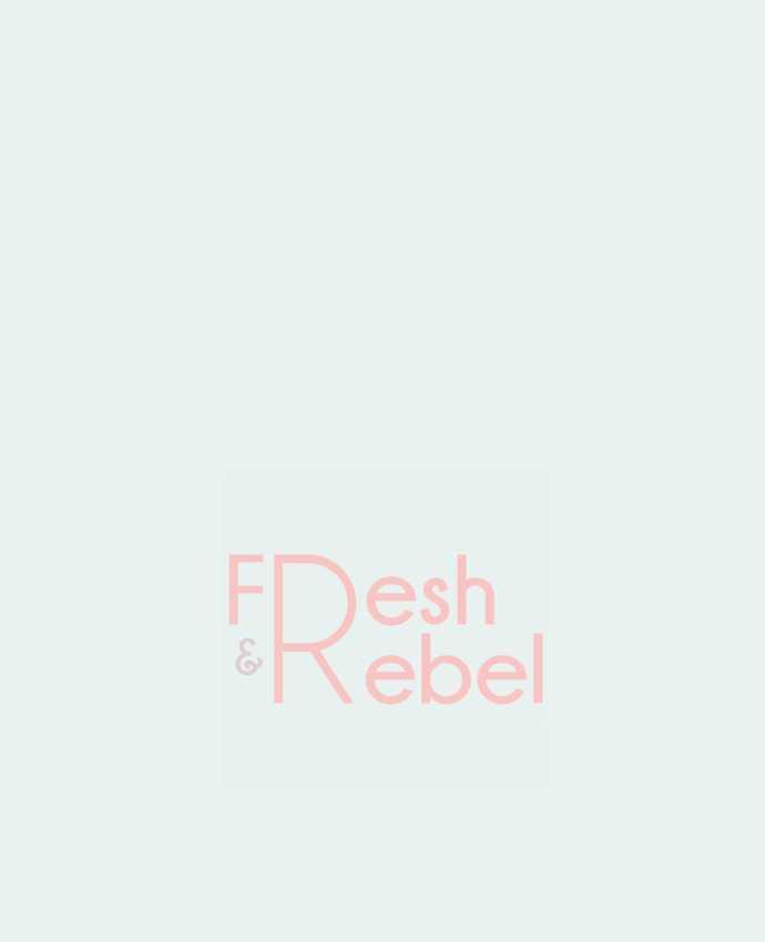 Tote Bag cotton Fresh and Rebel by tunetoo
