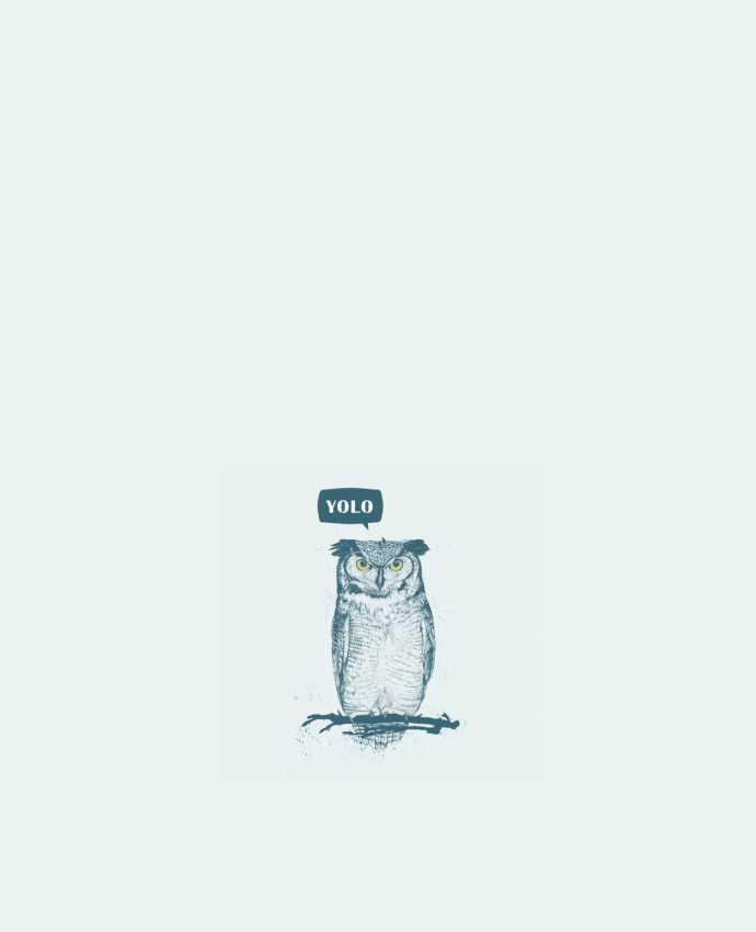 Tote Bag cotton Yolo by Balàzs Solti