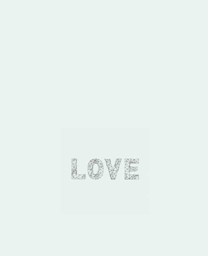 Tote Bag cotton Love by na.hili