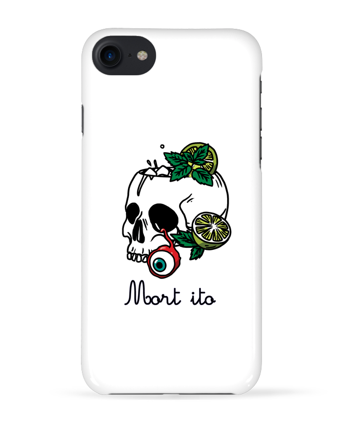 Case 3D iPhone 7 Mort ito de tattooanshort