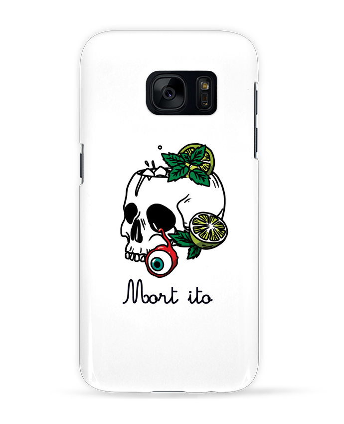 Case 3D Samsung Galaxy S7 Mort ito by tattooanshort