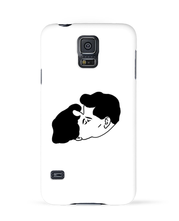 Case 3D Samsung Galaxy S5 Fusion by tattooanshort