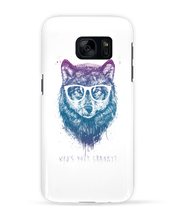 Case 3D Samsung Galaxy S7 whos_your_granny by Balàzs Solti