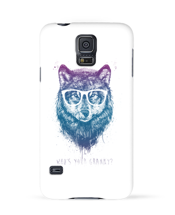 Case 3D Samsung Galaxy S5 whos_your_granny by Balàzs Solti