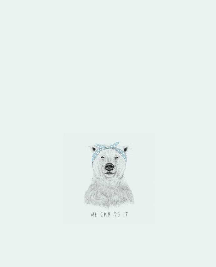 Tote Bag cotton we_can_do_it by Balàzs Solti
