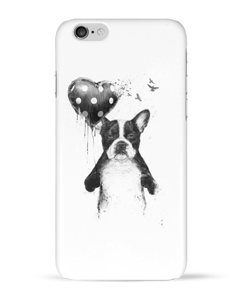 Case 3D iPhone 6 my_heart_goes_boom by Balàzs Solti