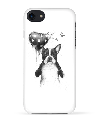 Case 3D iPhone 7 my_heart_goes_boom de Balàzs Solti
