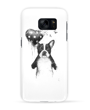 Case 3D Samsung Galaxy S7 my_heart_goes_boom by Balàzs Solti