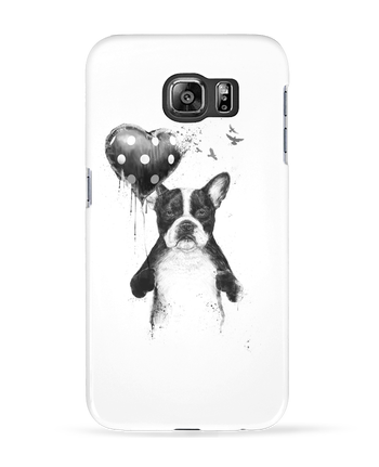Case 3D Samsung Galaxy S6 my_heart_goes_boom - Balàzs Solti
