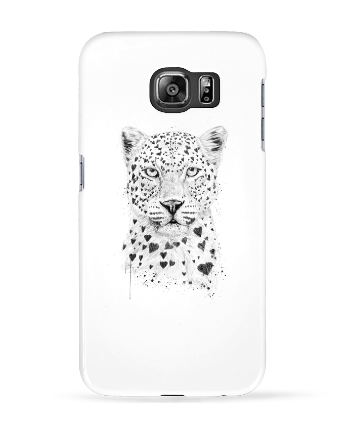 Case 3D Samsung Galaxy S6 lovely_leobyd - Balàzs Solti