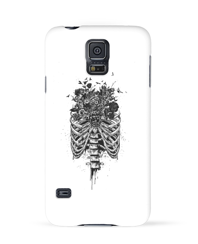 Case 3D Samsung Galaxy S5 New Life by Balàzs Solti