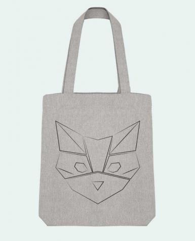 Tote Bag Stanley Stella Logo chat by Claire