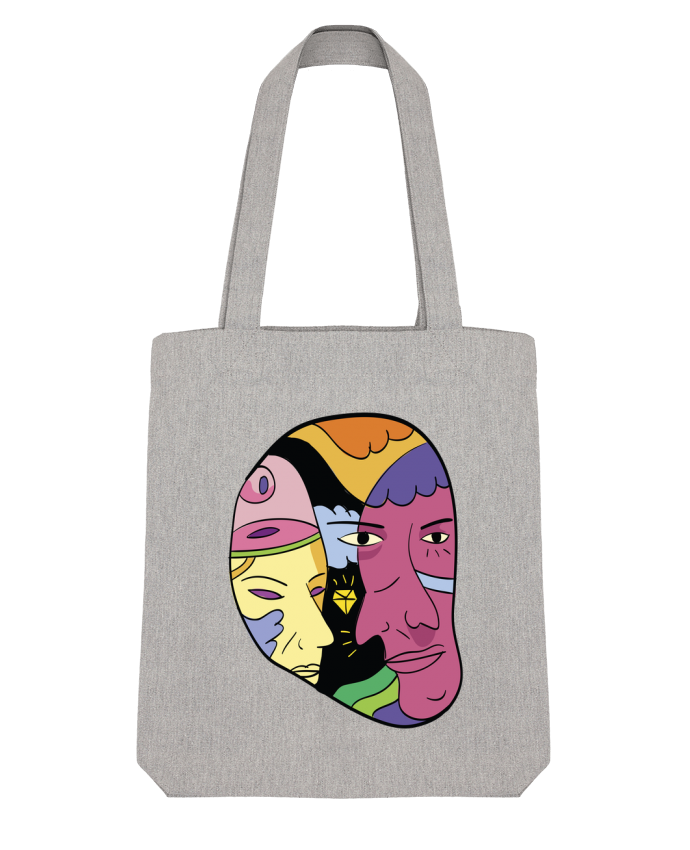 Tote Bag Stanley Stella destroyer by Arya Mularama